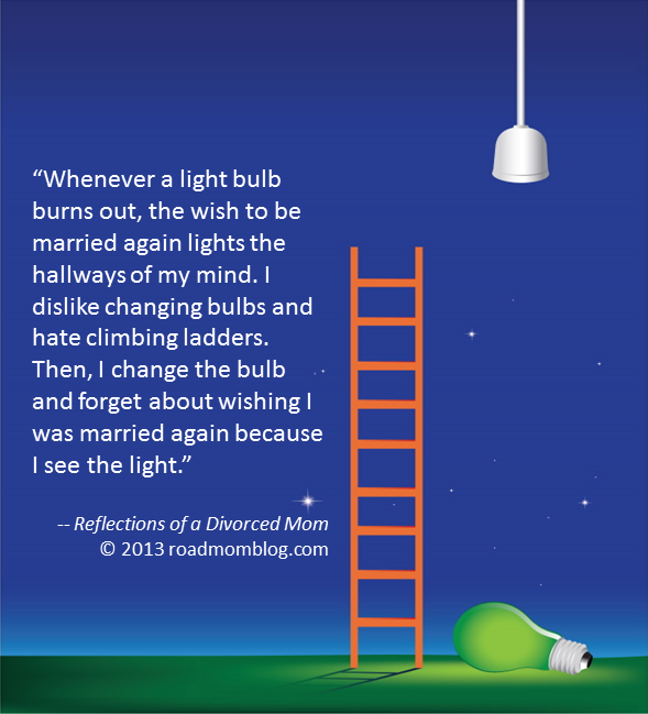 Light bulbs & Marriage